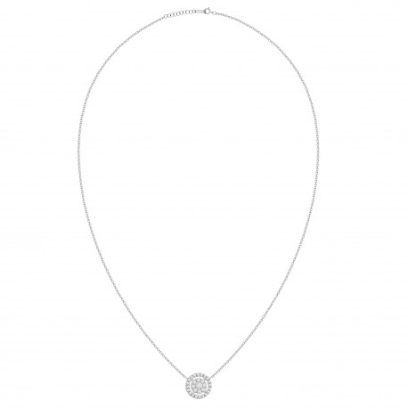 Diamond Illusion Necklace