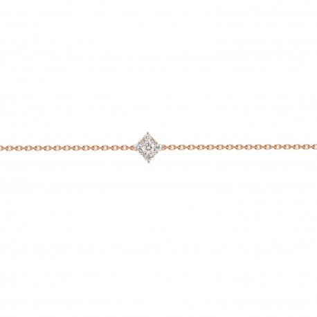 Diamond Square shaped Bracelet